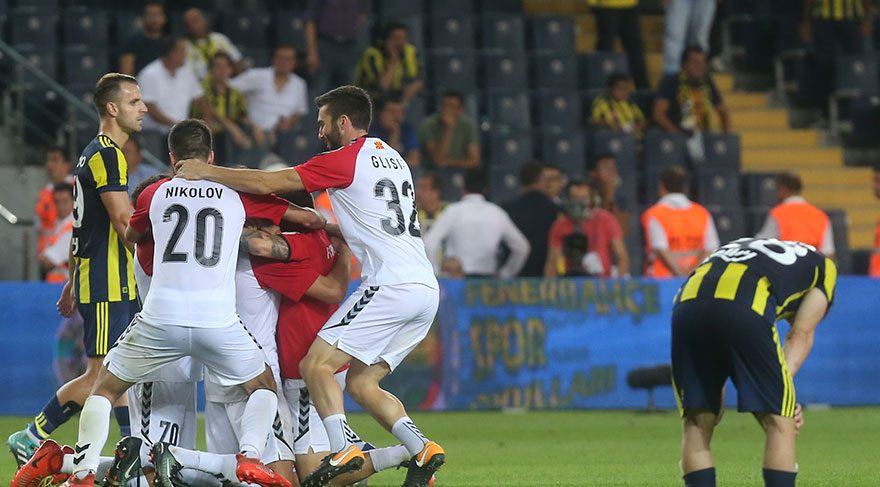 Vardar Avrupa Ligi'nin en kötü takımı oldu