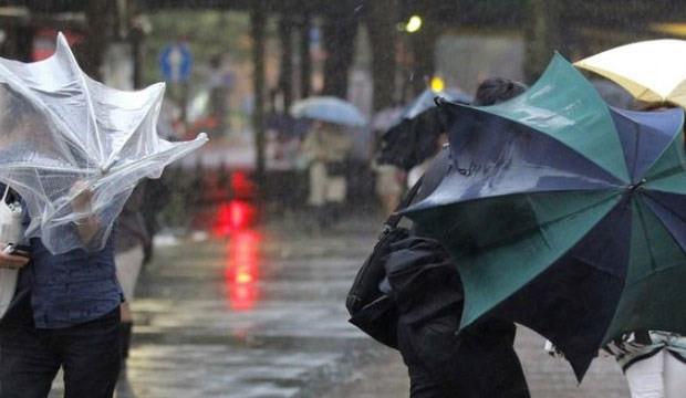 Meteoroloji uyardı: Kuvvetli fırtına geliyor !