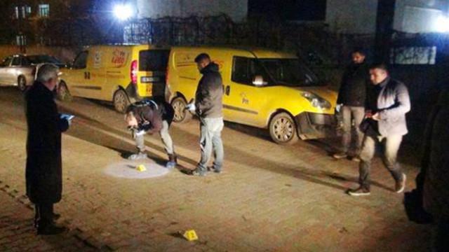 PTT araçlarına bombalı saldırı