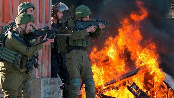 İsrail'den Gazze'ye bir saldırı daha !