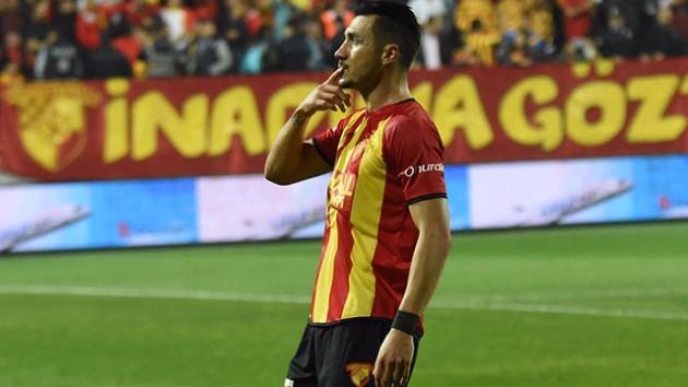 Göztepe'nin golcüsüne teklif yağıyor