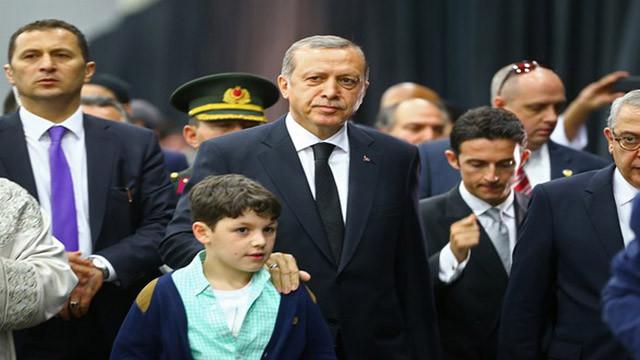 Cumhurbaşkanı Erdoğan'dan torununa Kuran dersi