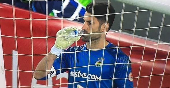 Volkan: ''Her penaltıdan önce su içtim çünkü...''