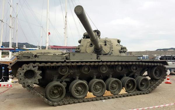 Bu tank dalış turizmi için batırılacak