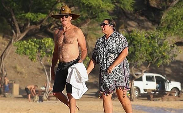 ''James Bond'' tatilde görüntülendi