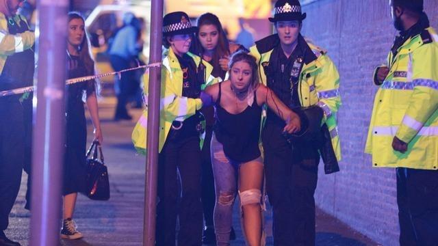 İngiltere'deki saldırıyı DEAŞ üstlendi