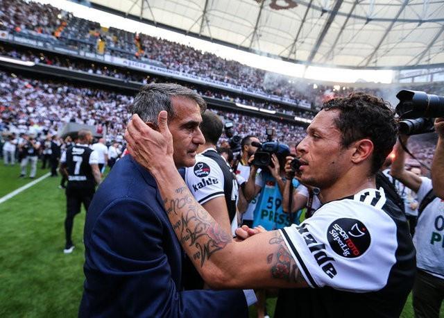 Şenol Güneş'ten Beşiktaş yönetimine kadro raporu