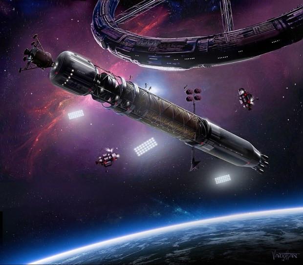 Uzay ülkesi Asgardia için tarihi adım
