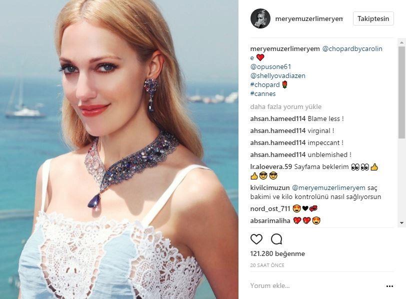 Ünlü isimlerin Instagram paylaşımları