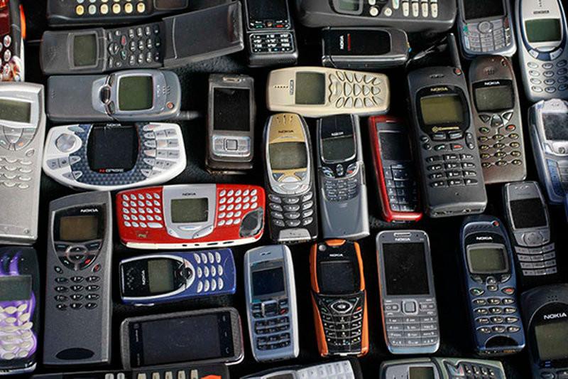 Ömrü biten cep telefonları 'altın' değerinde - Resim: 1