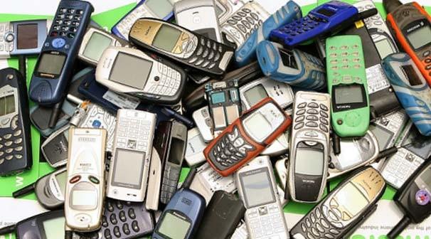 Ömrü biten cep telefonları 'altın' değerinde - Resim: 2