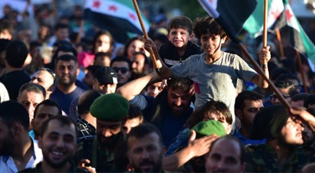 Suriyelilerin TSK mesajı olay oldu