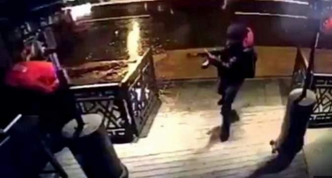 Reina katliamcısına silahı veren firari yakalanıp, serbest bırakılmış