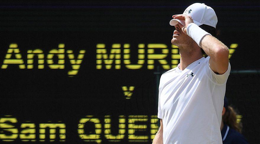 Son şampiyon Wimbledon'a veda etti !