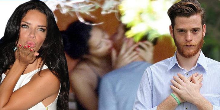 Adriana Lima - Metin Hara aşkı böyle başladı !