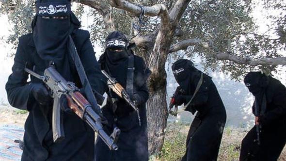 25 kadın terörist tünelde yakalandı ! Aralarında Türk de var