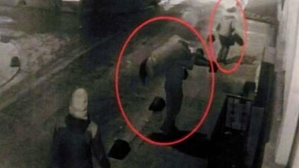 Taksim'deki tecavüzcünün görüntüleri ortaya çıktı
