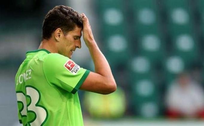 Beşiktaş'ta rota yeniden Mario Gomez