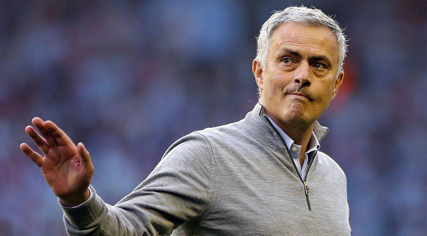 Jose Mourinho transfere doymuyor