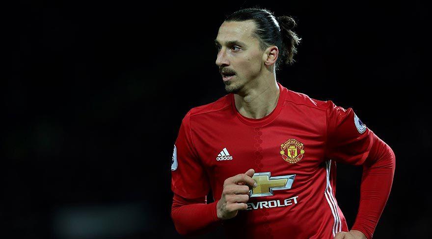Ibrahimovic'ten sürpriz Manchester United hamlesi