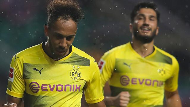 Dortmund Aubameyang'ı satmaktan vazgeçti