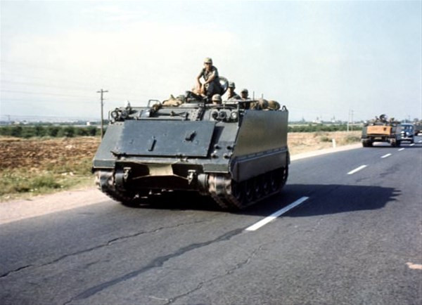 Kıbrıs Barış Harekatı'nın 45. yıldönümü