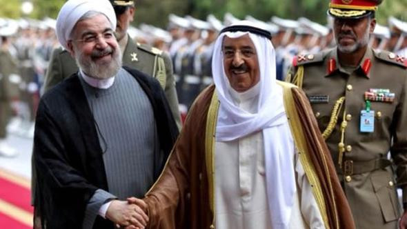 İran'dan Kuveyt'e misilleme sinyali