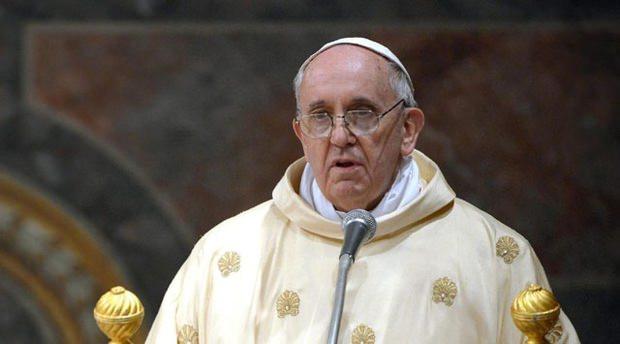 Papa'dan İsrail ve Filistin'e çağrı