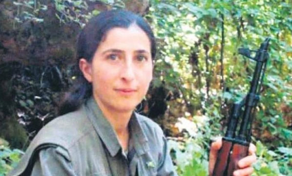 O kadın teröristi ABD eğitmiş