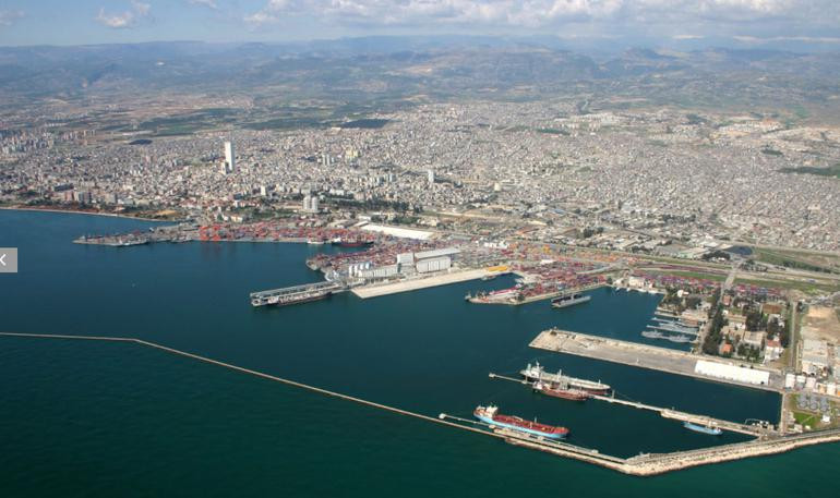 Mersin Limanı'nda flaş satış kararı !
