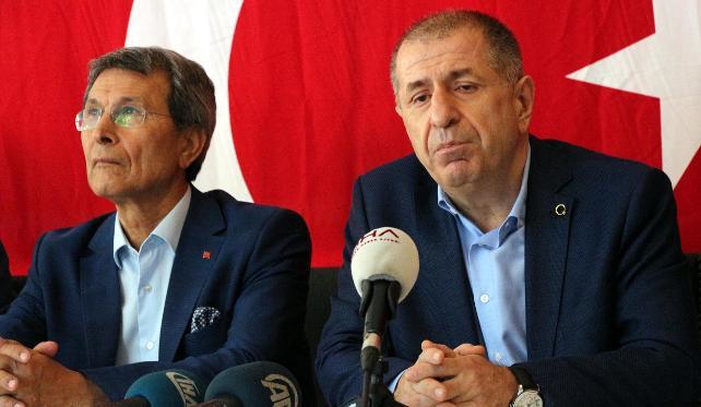 Ümit Özdağ'dan yeni parti açıklaması