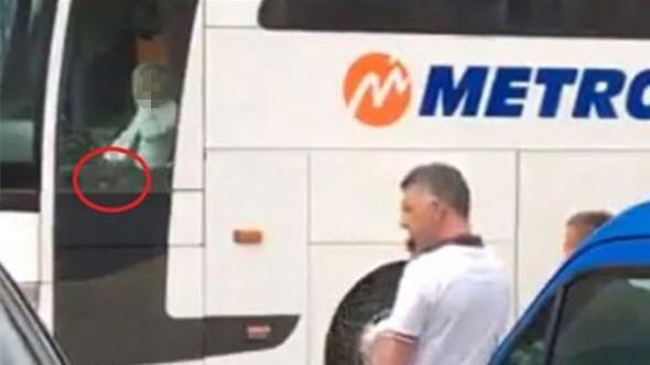 Metro'dan mastürbasyon iddiasına yanıt