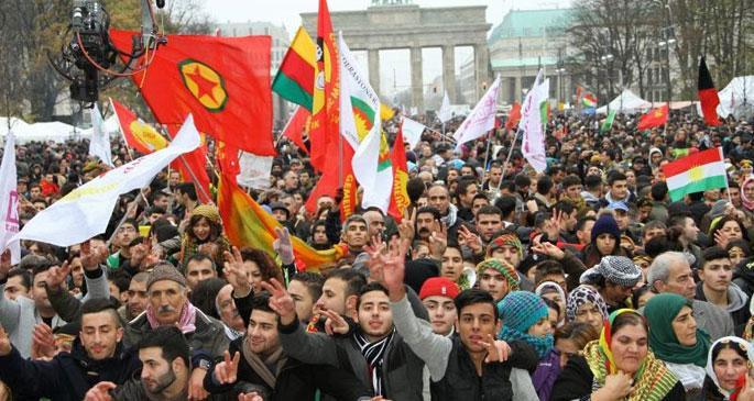 PKK Almanya'da birkaç ayda 13 milyon Euro topladı