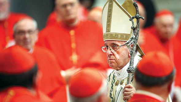 Vatikan'da uyuşturucu ve seks partisi skandalı