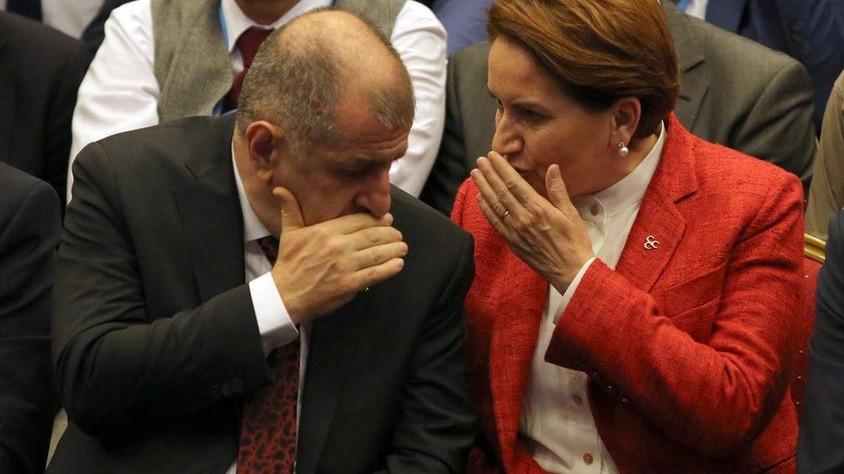 Akşener'in yeni partisinin şifreleri: Laik, milliyetçi, muhafazakar merkez