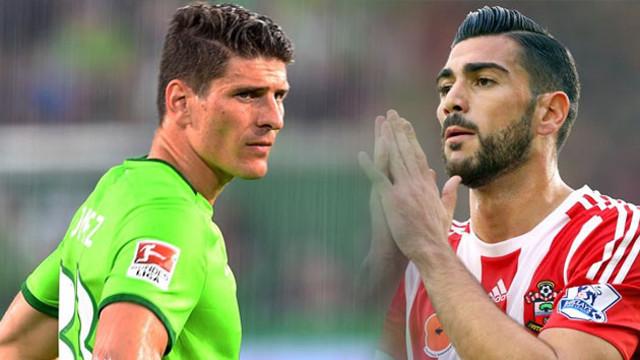 Beşiktaş Gomez ve Pelle'yi istiyor