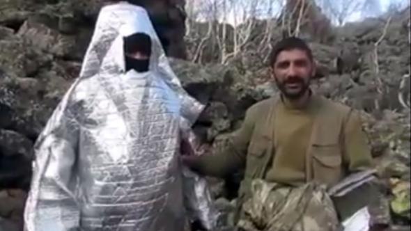 Bu da ''Uzaylı PKK''lı ! Abdullah Ağar paylaştı