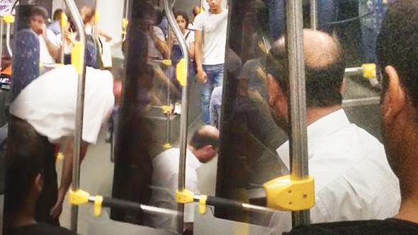 Yolcu otobüsünde namaz molası gerginliği