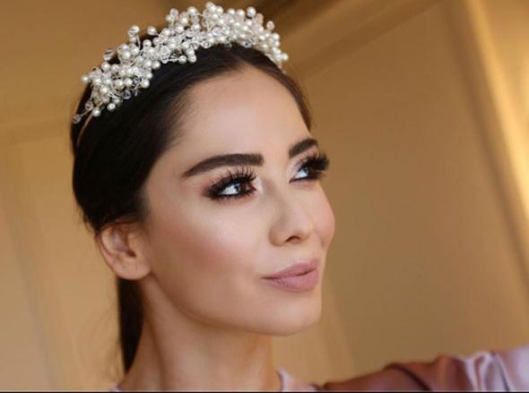 Ünlü oyuncu Merve Sevi evlendi