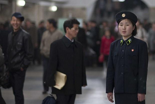 Kuzey Kore'nin yeraltı tünelleri