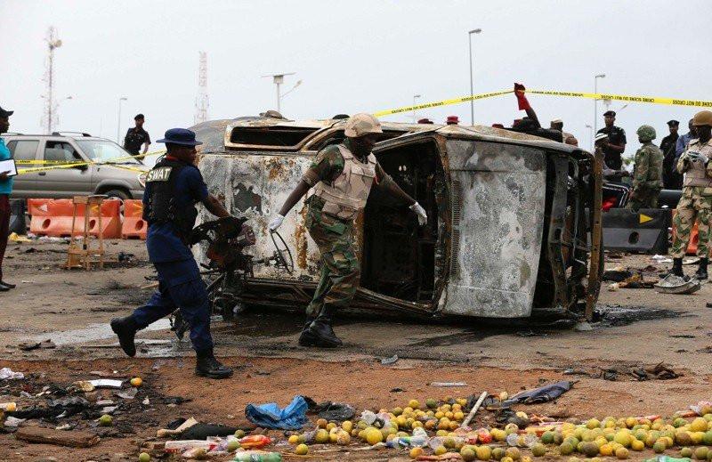 Nijerya'da intihar saldırısı: En az 27 ölü !