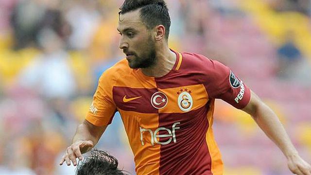 Galatasaray'a Sinan Gümüş piyangosu