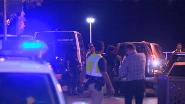İspanya'da ikinci saldırı girişimi: 5 saldırgan öldürüldü