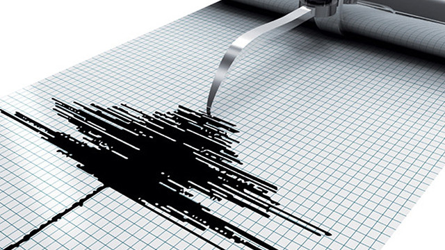 Bodrum'da art arda korkutan depremler !