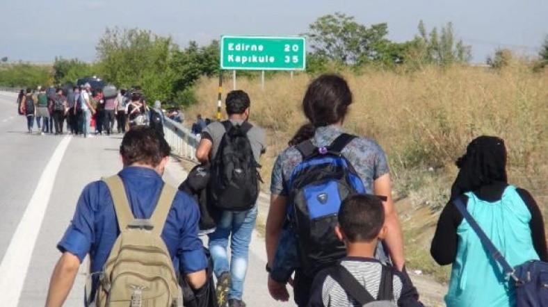 Göçmenlerin umut yolcuğu başlamadan bitti