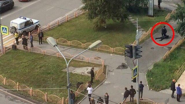 Bir ülkede daha bıçaklı saldırı: 7 yaralı