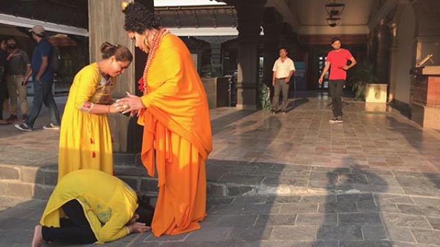 Bülent Ersoy'u ''Buda'' sandılar