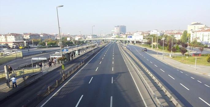 İstanbullular dikkat ! Yarın bu yollar kapalı olacak...