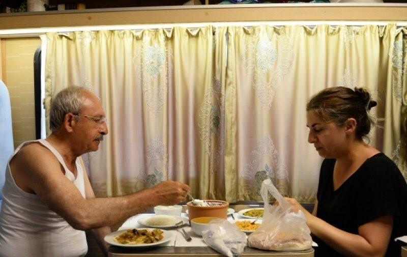 AK Parti'den Kılıçdaroğlu'na ''atlet'' yanıtı
