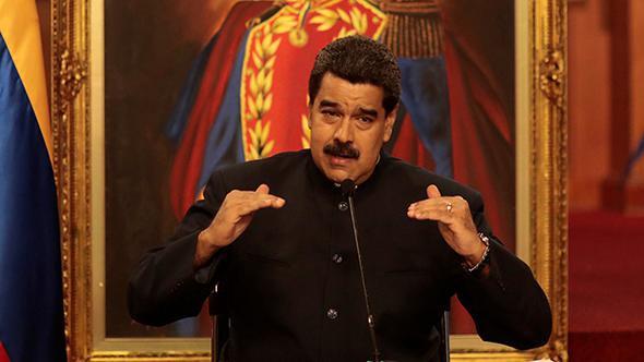 Maduro: ''Mustafa Kemal Cumhuriyeti'ne selam olsun''